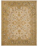 RugStudio presents Safavieh Anatolia An576b Ivory / Brown Hand-Tufted, Good Quality Area Rug