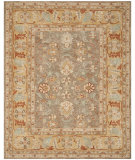 RugStudio presents Safavieh Anatolia An577a Brown / Camel Hand-Tufted, Good Quality Area Rug