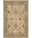 RugStudio presents Safavieh Anatolia An580d Ivory / Blue Hand-Tufted, Good Quality Area Rug