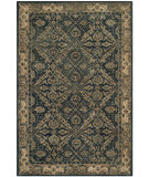 RugStudio presents Safavieh Anatolia An583a Navy / Ivory Hand-Tufted, Best Quality Area Rug