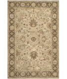 RugStudio presents Safavieh Anatolia An585h Light Grey / Dark Brown Hand-Tufted, Best Quality Area Rug