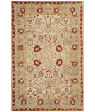 RugStudio presents Safavieh Anatolia An589a Ivory / Light Green Hand-Tufted, Best Quality Area Rug