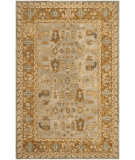 RugStudio presents Safavieh Anatolia An590a Light Grey / Gold Hand-Tufted, Best Quality Area Rug