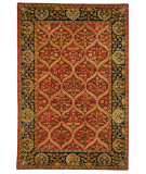 RugStudio presents Safavieh Anatolia AN610A Red / Navy Hand-Tufted, Best Quality Area Rug