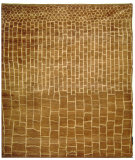 RugStudio presents Safavieh Aspen ASP585A Walnut / Ivory Area Rug