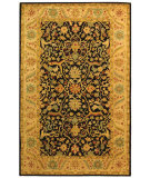 RugStudio presents Safavieh Antiquities AT14B Black Hand-Tufted, Best Quality Area Rug