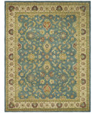 RugStudio presents Safavieh Antiquities AT15A Blue / Beige Hand-Tufted, Best Quality Area Rug
