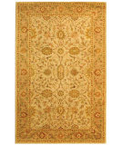 RugStudio presents Safavieh Antiquities AT17A Ivory / Light Green Hand-Tufted, Best Quality Area Rug