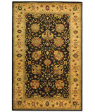 RugStudio presents Safavieh Antiquities AT21B Black Hand-Tufted, Best Quality Area Rug