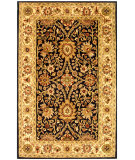 RugStudio presents Safavieh Antiquities AT249B Black Hand-Tufted, Best Quality Area Rug
