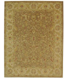 RugStudio presents Safavieh Antiquities AT311A Brown / Gold Hand-Tufted, Best Quality Area Rug