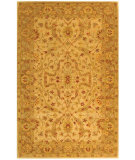 RugStudio presents Safavieh Antiquities AT311C Ivory / Brown Hand-Tufted, Best Quality Area Rug