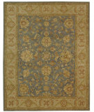 RugStudio presents Safavieh Antiquities AT312A Blue / Beige Hand-Tufted, Best Quality Area Rug