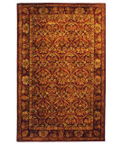 RugStudio presents Safavieh Antiquities AT51A Wine / Gold Hand-Tufted, Best Quality Area Rug