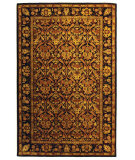 RugStudio presents Safavieh Antiquities AT51B Dark Plum / Gold Hand-Tufted, Best Quality Area Rug