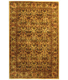 RugStudio presents Safavieh Antiquities AT51C Gold Hand-Tufted, Best Quality Area Rug
