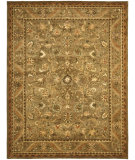 RugStudio presents Safavieh Antiquities AT52A Olive / Gold Hand-Tufted, Good Quality Area Rug