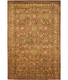 RugStudio presents Safavieh Antiquity At53c Copper / Gold Hand-Tufted, Better Quality Area Rug
