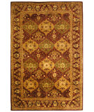 RugStudio presents Safavieh Antiquities AT57B Wine Hand-Tufted, Best Quality Area Rug