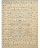 RugStudio presents Safavieh Antiquity At822a Grey Blue / Beige Hand-Tufted, Good Quality Area Rug