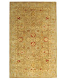 RugStudio presents Safavieh Antiquities AT822B Brown / Beige Hand-Tufted, Best Quality Area Rug