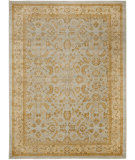 RugStudio presents Safavieh Austin AUS1600-7920 Light Grey / Gold Machine Woven, Good Quality Area Rug