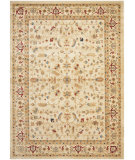 RugStudio presents Safavieh Austin AUS1610-1111 Creme / Creme Machine Woven, Good Quality Area Rug