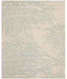 RugStudio presents Safavieh Bella BEL115C Beige / Blue Area Rug