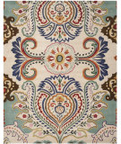RugStudio presents Safavieh Bella BEL118A Ivory / Blue Area Rug