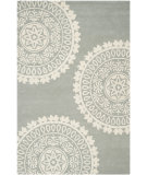 RugStudio presents Safavieh Bella Bel121a Beige / Terracotta Hand-Tufted, Good Quality Area Rug