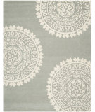 RugStudio presents Safavieh Bella BEL121A Grey / Ivory Area Rug