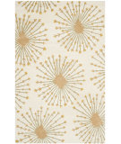 RugStudio presents Safavieh Bella Bel123a Beige / Gold Hand-Tufted, Better Quality Area Rug