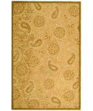 RugStudio presents Safavieh Berkeley BK305A Light Brown Hand-Hooked Area Rug