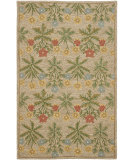RugStudio presents Safavieh Blossom Blm151a Beige / Multi Hand-Hooked Area Rug