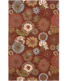 RugStudio presents Safavieh Blossom Blm731b Red / Multi Hand-Hooked Area Rug