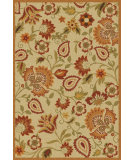 RugStudio presents Safavieh Blossom Blm862a Beige / Multi Hand-Hooked Area Rug