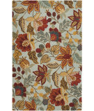 RugStudio presents Safavieh Blossom Blm863a Blue / Multi Hand-Hooked Area Rug