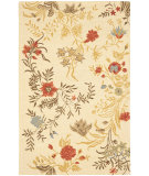 RugStudio presents Rugstudio Sample Sale 63122R Beige / Multi Hand-Hooked Area Rug
