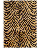 RugStudio presents Safavieh Bohemian BOH224A Natural / Black Woven Area Rug