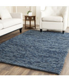 RugStudio presents Safavieh Bohemian Boh525g Dark Blue / Multi Woven Area Rug