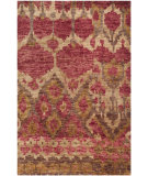 RugStudio presents Safavieh Bohemian Boh645a Natural / Gold Sisal/Seagrass/Jute Area Rug