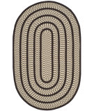 RugStudio presents Safavieh Braided Brd401e Ivory / Dark Brown Braided Area Rug