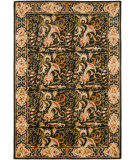 RugStudio presents Safavieh Bergama BRG107B Charcoal Hand-Tufted, Best Quality Area Rug