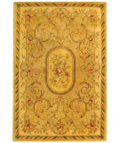 RugStudio presents Safavieh Bergama BRG158A Beige / Ivory Hand-Tufted, Best Quality Area Rug