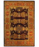 RugStudio presents Safavieh Bergama BRG190C Red / Rust Hand-Tufted, Best Quality Area Rug