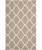 RugStudio presents Safavieh Cambridge CAM121J Beige / Ivory Hand-Tufted, Good Quality Area Rug