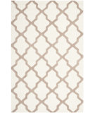 RugStudio presents Safavieh Cambridge CAM121P Ivory / Beige Hand-Tufted, Better Quality Area Rug