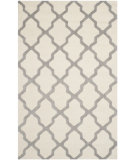 RugStudio presents Safavieh Cambridge Cam121y Ivory / Silver Hand-Tufted, Good Quality Area Rug