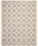 RugStudio presents Safavieh Cambridge Cam125j Beige / Ivory Hand-Tufted, Better Quality Area Rug