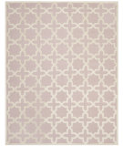 RugStudio presents Safavieh Cambridge Cam125m Light Pink / Ivory Hand-Tufted, Good Quality Area Rug